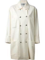 двубортное пальто  Jean Louis Scherrer Vintage