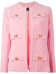 куртка с карманами Jean Louis Scherrer Vintage