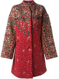 свободное пальто  Missoni Vintage