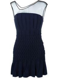 платье с прозрачной панелью Jay Ahr