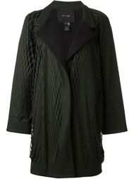 Пальто с вырезными деталями Jay Ahr