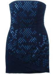 мини-платье без бретелей Jay Ahr