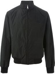 куртка на молнии с логотипом  Burberry Brit