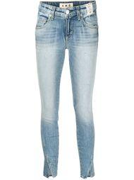 укороченные джинсы кроя скинни 'Twist Sweet Cheeks' Amo