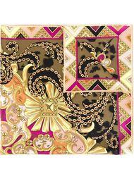 шарф с принтом барокко Emilio Pucci Vintage