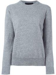 свитер с круглым вырезом Jay Ahr