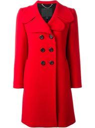 классическое двубортное пальто  Marc Jacobs