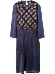 платье 'Y's' с эффектом тай-дай Yohji Yamamoto Vintage