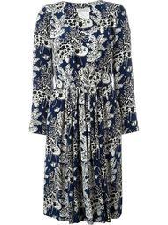 платье с принтом Matisse Yves Saint Laurent Vintage