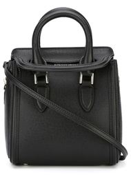 маленькая сумка-тоут 'Heroine' Alexander McQueen