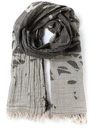 шарф с принтом McQ Alexander McQueen