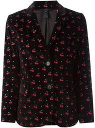 пиджак с вышитым принтом вишен Marc By Marc Jacobs