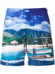 шорты для плавания 'Bulldog'  Orlebar Brown