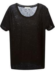 футболка с круглым вырезом  Iro