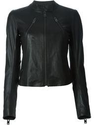 стилизованная байкерская куртка  Maison Margiela