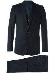 костюм-тройка Dolce & Gabbana