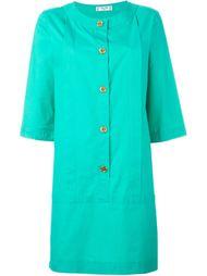 платье-рубашка  Céline Vintage