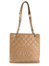 маленькая сумка-тоут  Chanel Vintage