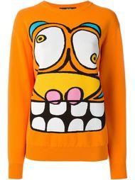 свитер с анимационным принтом Jeremy Scott