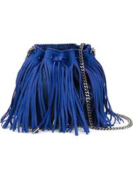 сумка на плечо с бахромой 'Falabella' Stella McCartney