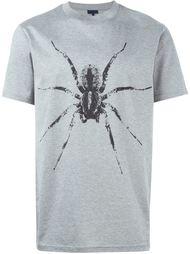 футболка с принтом паука Lanvin