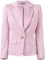пиджак с застежкой на пуговицу Alexander McQueen