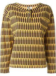 свитер с принтом Stephen Sprouse Vintage