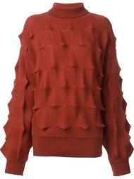 свитер с высоким горлышком  Issey Miyake Vintage