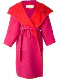 двухстороннее пальто свободного кроя  Jc De Castelbajac Vintage