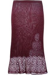 облегающая юбка John Galliano Vintage
