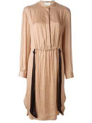 платье-рубашка с эластичным поясом Cédric Charlier