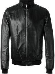 куртка с воротником-стойкой Salvatore Ferragamo
