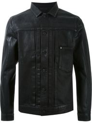 джинсовая вощеная куртка  Hl Heddie Lovu