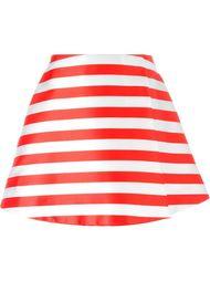 полосатая юбка А-силуэта Vivetta
