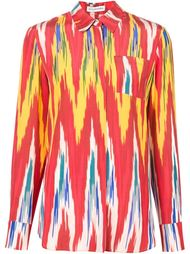 рубашка с принтом Altuzarra