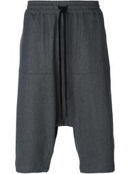 шорты с заниженной проймой Lost & Found Ria Dunn
