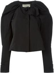 укорчоенная куртка  Lanvin