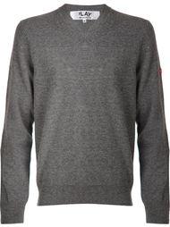 повседневный свитер Comme Des Garçons Play