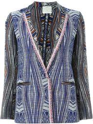 жаккардовый пиджак  Forte Forte