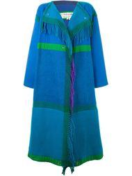 пальто свободного кроя  Jc De Castelbajac Vintage