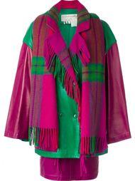 комплект: пальто, юбка и шарф Jc De Castelbajac Vintage