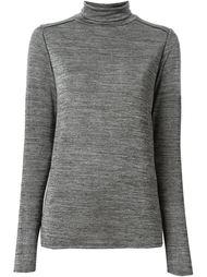 свитер с отворотной горловиной Vince