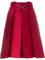 плиссированная юбка  Céline Vintage