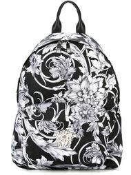 рюкзак с принтом Барокко Versace