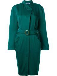 платье с поясом Thierry Mugler Vintage