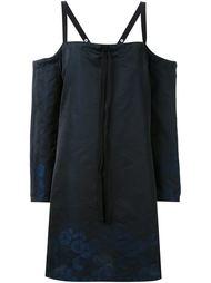 платье с приспущенными плечами Assin