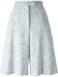 тканые широкие шорты  Thom Browne