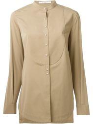 рубашка с воротником-стойкой Givenchy