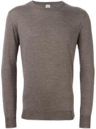 свитер с круглым вырезом Eleventy