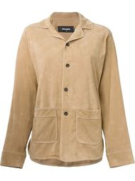 классическая куртка-рубашка Dsquared2